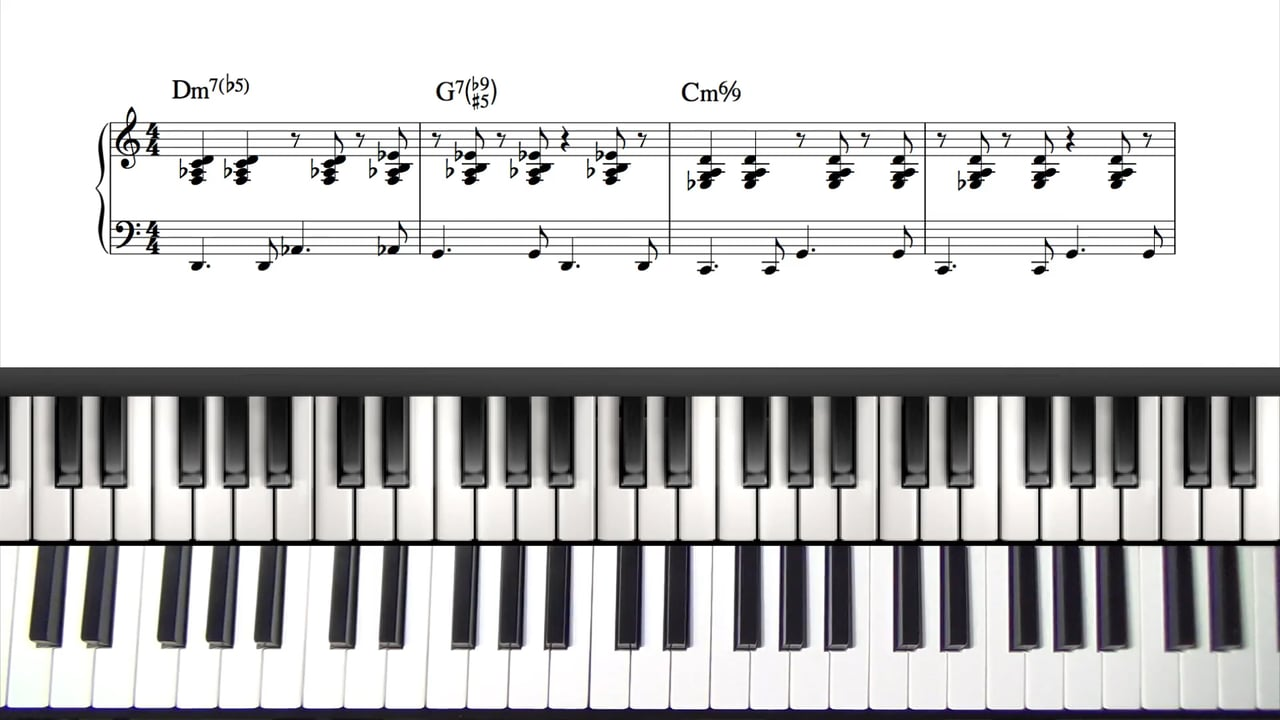 Bossa Nova Piano Lessons : Learn To Play Bossa Nova Piano
