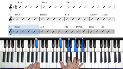 Learn Jazz Piano Online with PianoGroove com